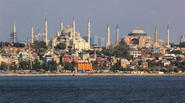İstanbul'u en az beş defterle gezin