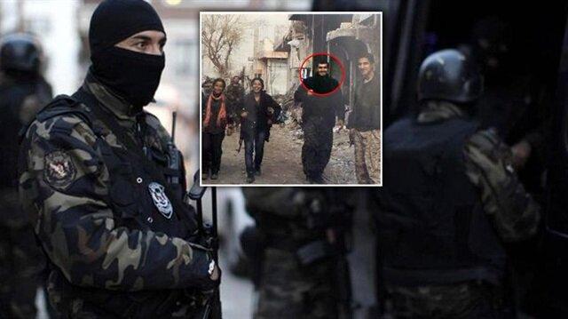 Polis operasyonunda gözaltına alınan terör örgütü mensuplarından 5'i tutuklandı.