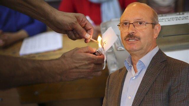 AK Parti Seçim İşlerinden Sorumlu Genel Başkan Yardımcısı Ahmet Sorgun'dan seçim açıklaması.