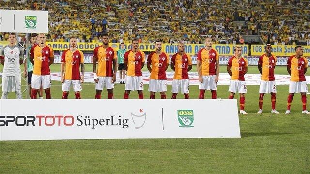 Ankaragücü maçına ilk 11'de başlayan Donk, mücadelede 90 dakika görev aldı.
