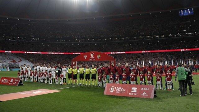 Sevilla-Barcelona maçı Fas'ta oynanacak.