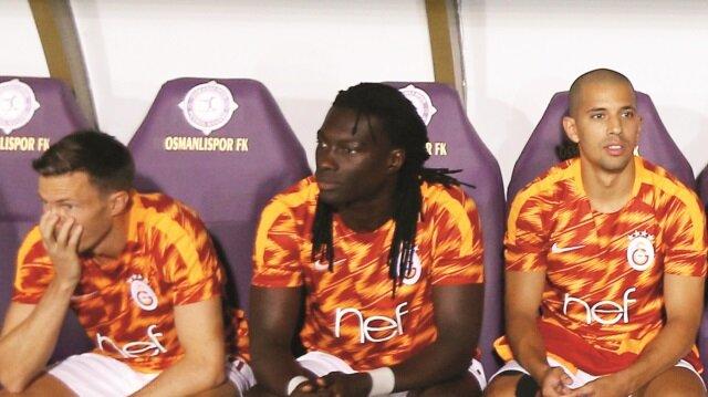 Fransız golcü Bafetimbi Gomis