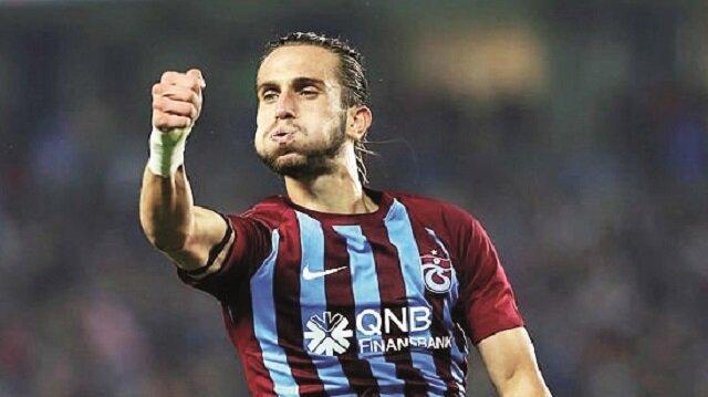 Trabzonspor'un genç yıldızı Yusuf Yazıcı