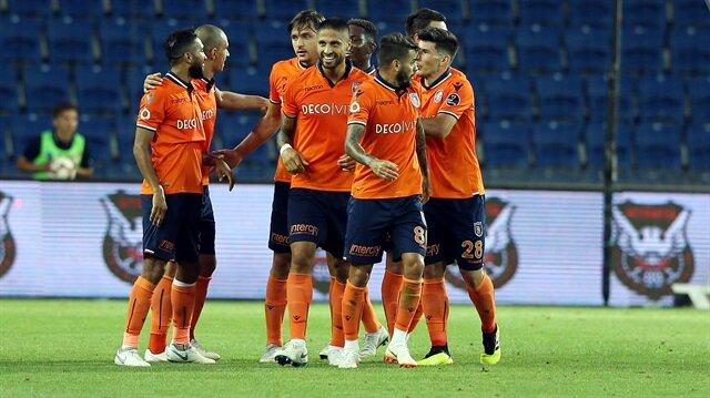 Başakşehir-Trabzonspor: 2-0