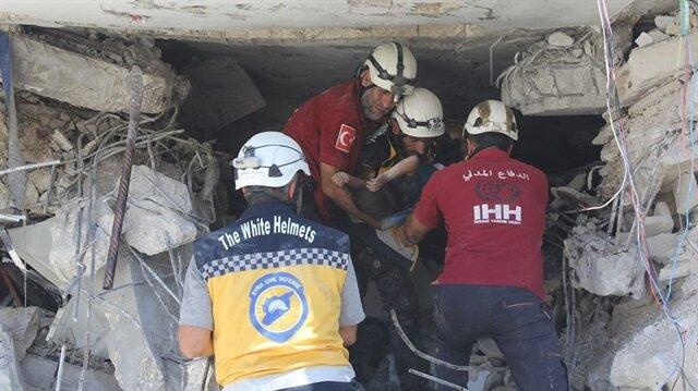 Mühimmat deposunda meydana gelen patlamada 39 kişi hayatını kaybetti