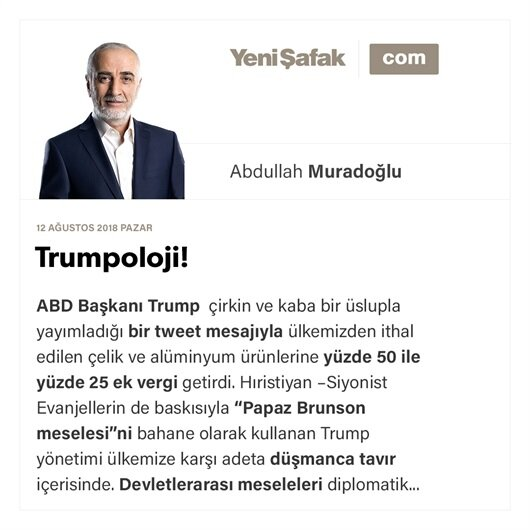 Trumpoloji!
