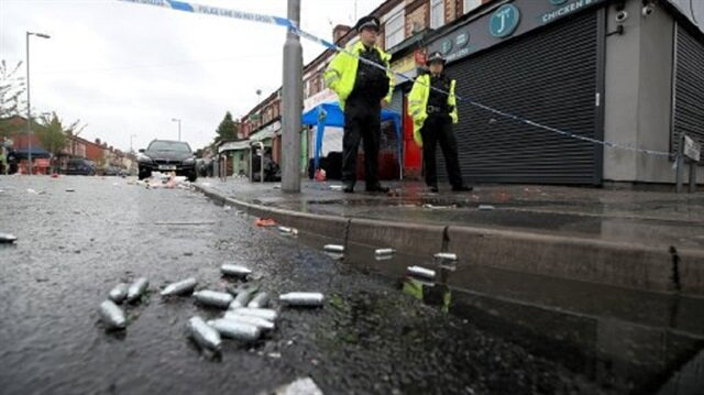 İngiltere'nin Manchester şehrinde meydana gelen silahlı saldırıda 10 kişinin yaralandığı belirtildi.