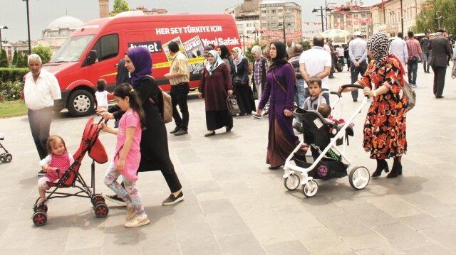 Yeni Şafak'ın seçim yolculuğunda son durağı Sivas oldu.