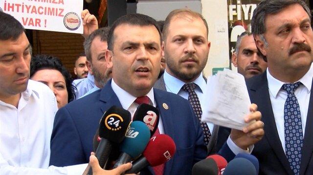 Erdoğan'ın çağrısıyla 3 milyon dolar bozdurdular