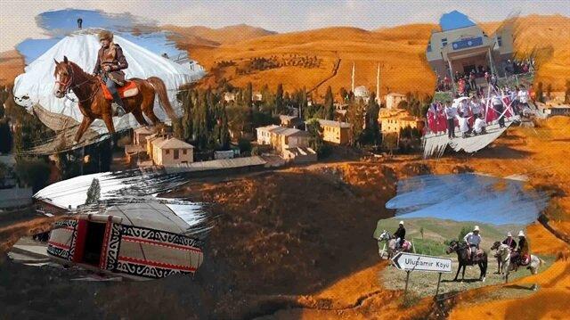 Türkiye'deki Kırgız köyü: Ulupamir