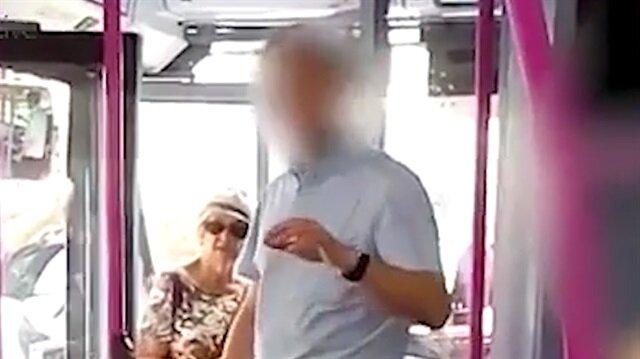 İngiltere'de ırkçılık: Peçeli kadını otobüse almadılar