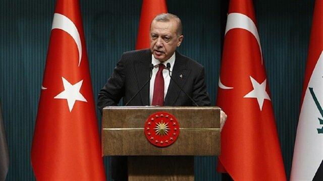 أردوغان.. أمن واستقرار العراق هو أمن واستقرار تركيا