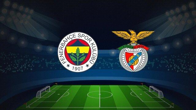 Fenerbahçe-Benfica maçı saat 21.00'de Smart Spor'dan şifresiz olarak yayınlanacak.