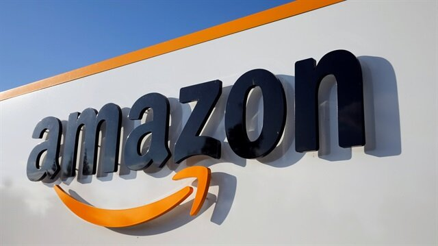 Amazon stock hits record high