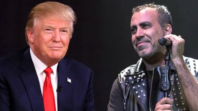 Haluk Levent'ten Trump'a tepki: Faşist