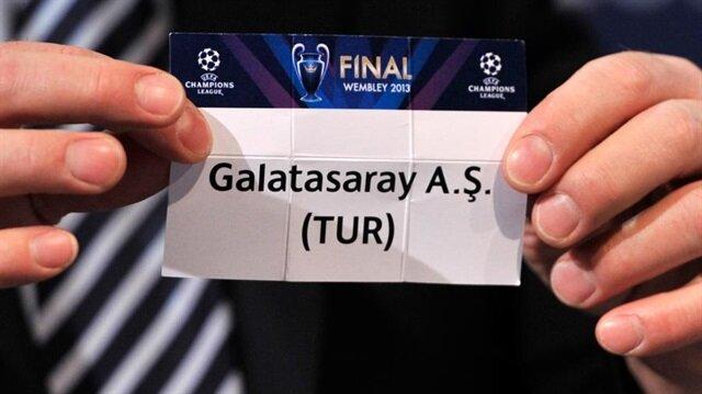 Galatasaray, ülkemizi Şampiyonlar Ligi'nde tek temsil eden takım olacak.