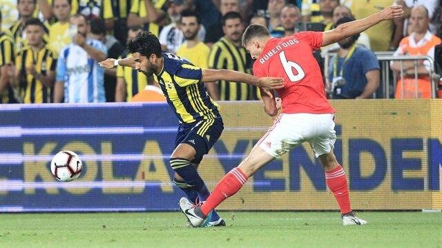 Fenerbahçe'yi umutlandıran gol