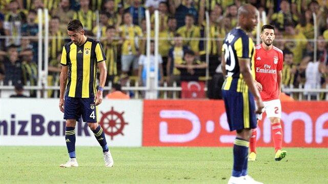 Fenerbahçe-Benfica: 1-1