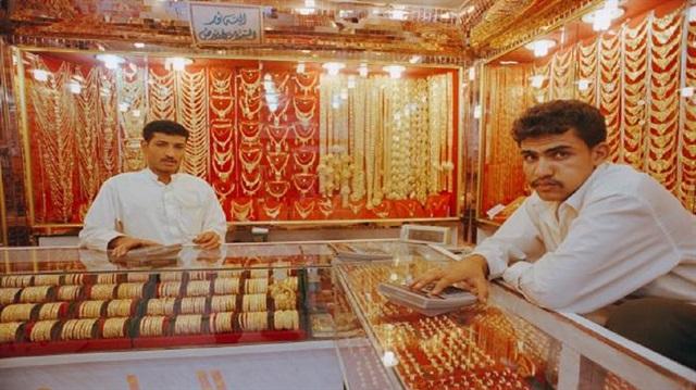 تجار الذهب في صنعاء يضربون احتجاجا على ضرائب فرضها الحوثيون