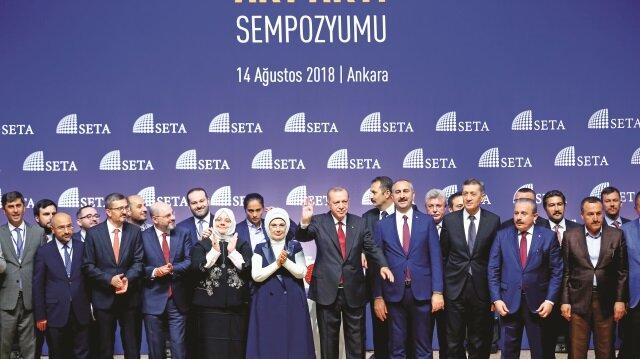 SETA'dan AK Parti sempozyumu