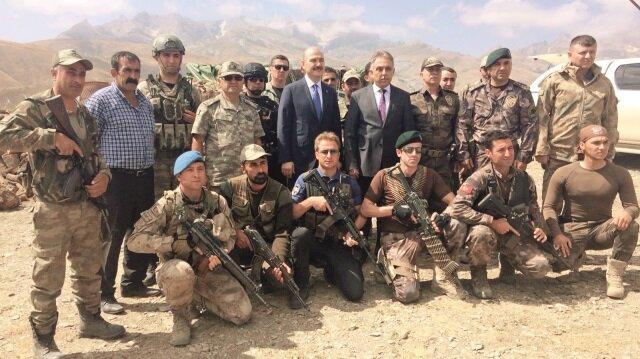 Soylu: Türkiye'de 790 terörist var