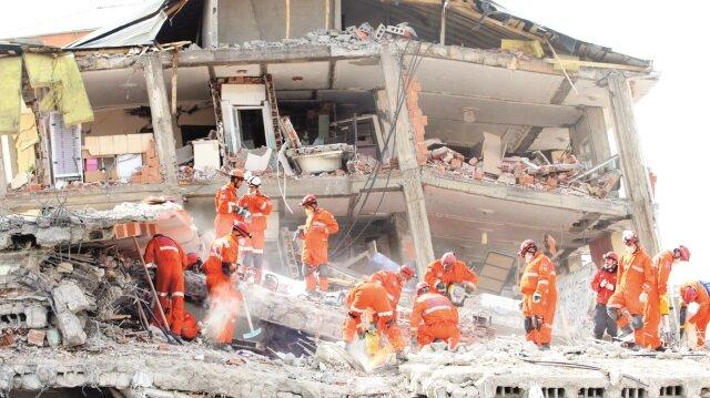 Uluslararası Deprem Gerçeği ve Kentleşme Çalıştayı 5. kez düzenlenecek