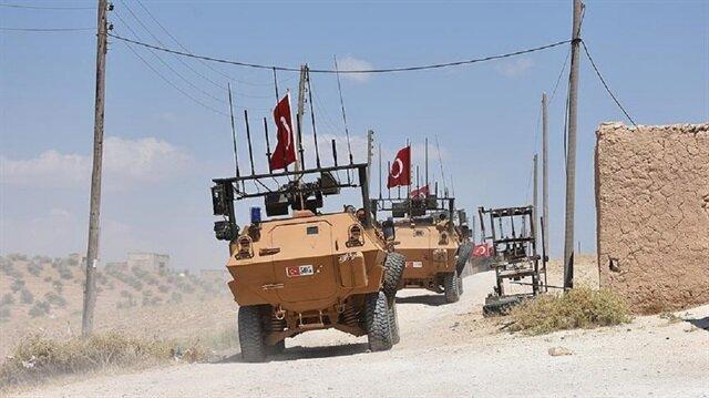 الجيشان التركي والأمريكي يسيران الدورية الـ30 في منطقة منبج السورية