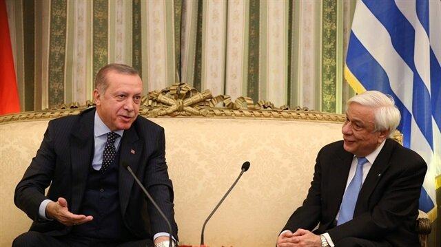 الرئيس اليوناني: مرحلة جديدة تبدأ مع تركيا بعد إفراجها عن العسكرييْن
