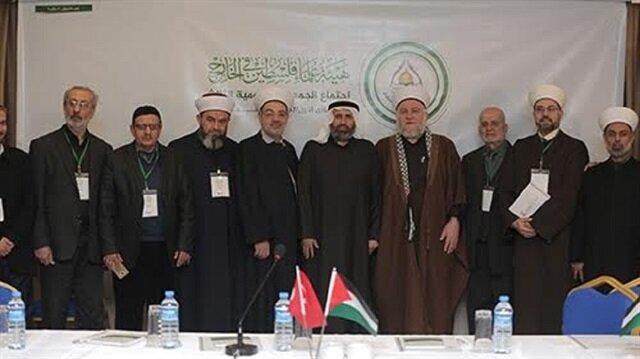 علماء فلسطين بالخارج: ندعوا الأمة لمناصرة تركيا في مواجهة الهيمنة الأمريكية