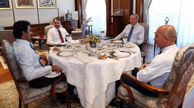 Katar'dan 15 milyar dolarlık yatırım sözü