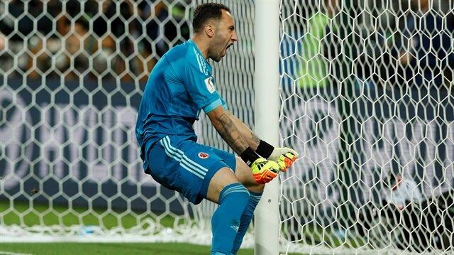 Beşiktaş'ın istediği David Ospina Napoli'ye transfer oldu