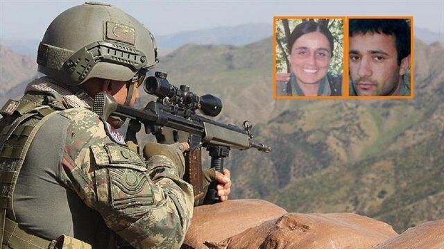 'Turuncu' kategorideki 2 terörist daha etkisiz hale getirildi.