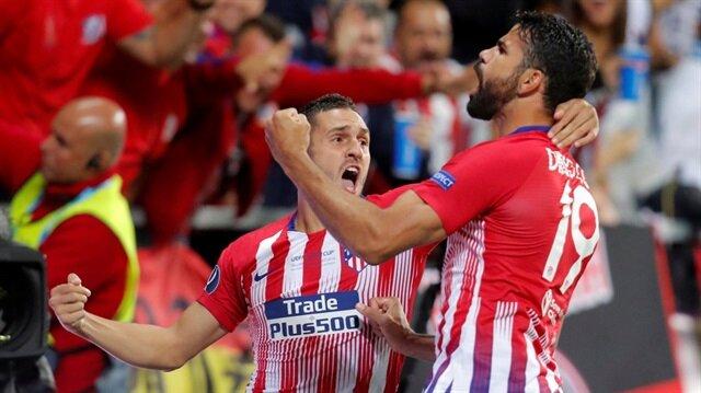 Diego Costa, Real Madrid'e 49. saniyede attığı golle kupa tarihinin en erken golüne imza attı.
