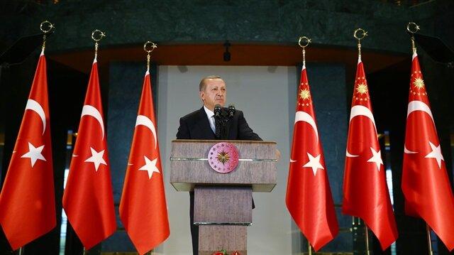 Başkan Erdoğan'dan Katar paylaşımı