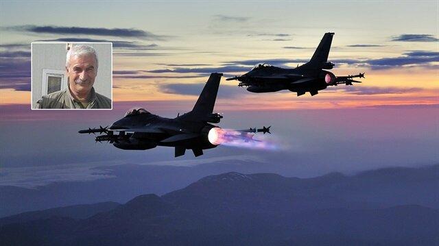 Türk savaş uçakları Sincar'da PKK kamplarını vurdu