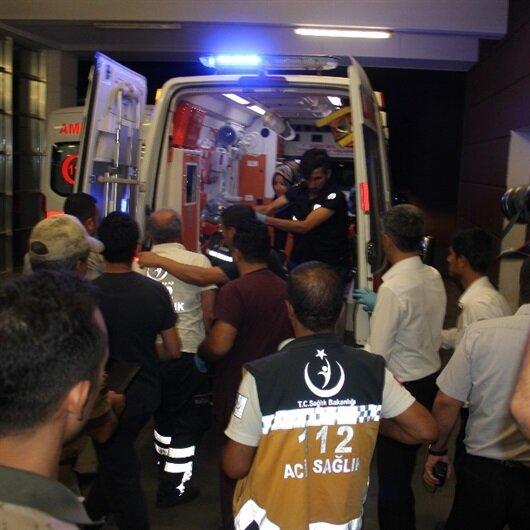 Adıyaman'da ihbara giden jandarmaya bombalı saldırı