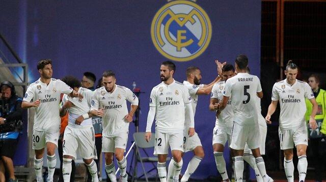 Real Madrid, Avrupa'da 18 yıl aradan sonra bir final kaybetti.