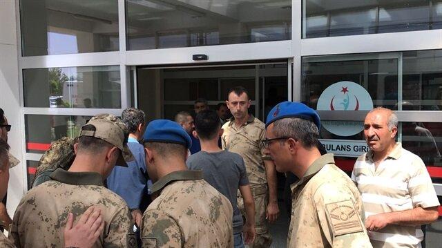 Adıyaman'daki çatışmada 4 askerimiz şehit oldu.