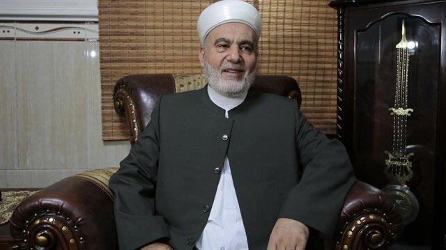 Iraklı din adamından Türkiye'ye destek çağrısı