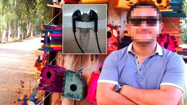 Öğretmen, sosyal medyada gelen tepkilerin ardından fotoğrafın kendisine ait olmadığını iddia etti.