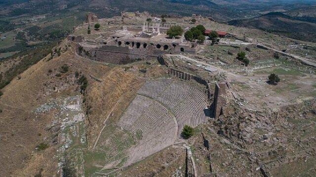 """مسرح """"بيرغامون"""" بتركيا.. توأم """"الكولوسيوم"""" الروماني"""