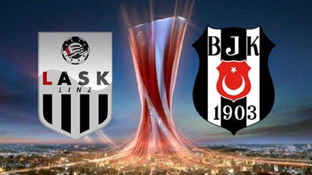 LASK Linz-Beşiktaş