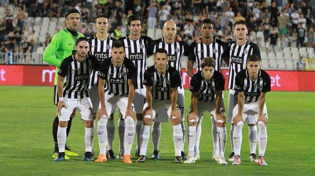 Partizan, Beşiktaş'ın UEFA Avrupa Ligi play-off turundaki rakibi oldu.