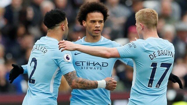Manchester City'de sakatlık şoku