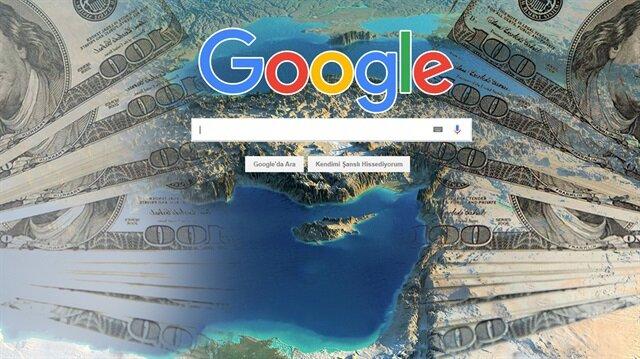 Google'da yapılan döviz aramaları rekor seviyeye ulaştı.