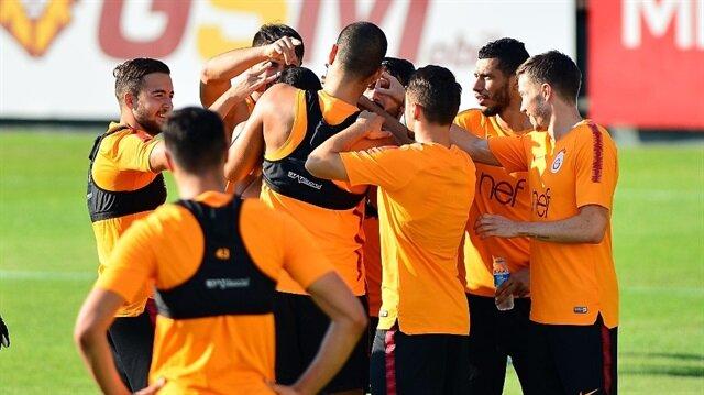 Galatasaray'da <br>ayrılık açıklandı