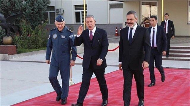 وزير الدفاع الروسي يبحث مع نظيره التركي قضايا أمن إقليمية