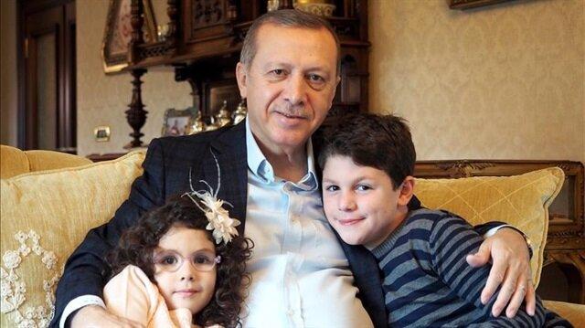 Başkan Erdoğan 7. kez dede oldu