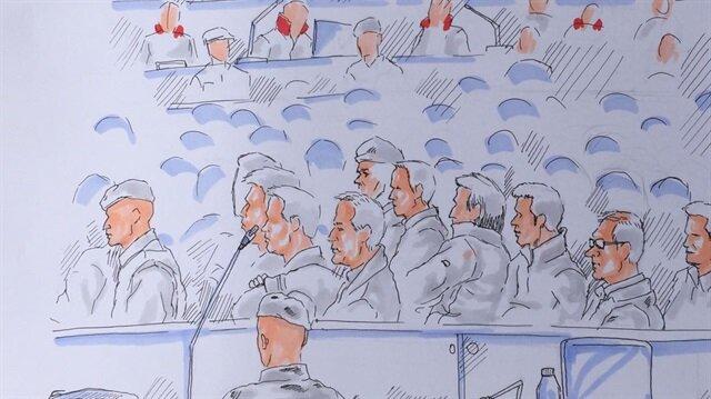 FETÖ'cü 11 askere 3'er kez ağırlaştırılmış müebbet istemi