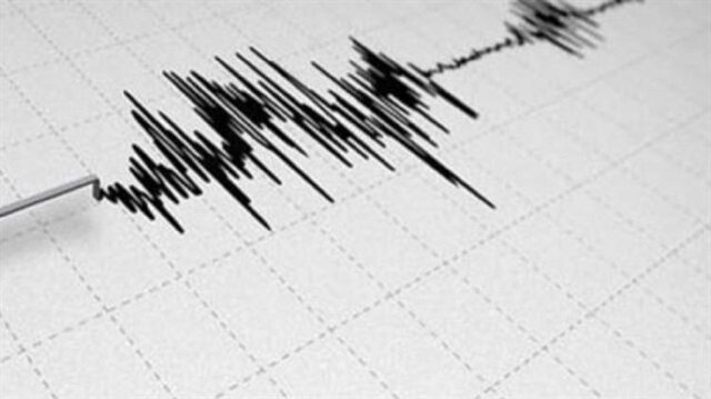 Edirne'de peş peşe korkutan iki deprem